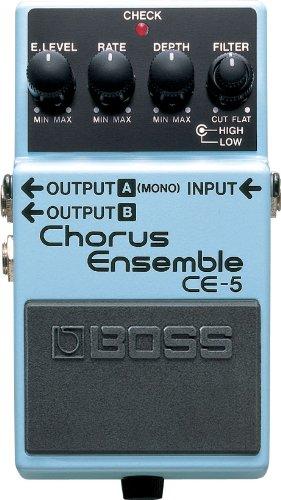 Boss CE-5 Chorus Ensemble Roland - Pedal guitarra