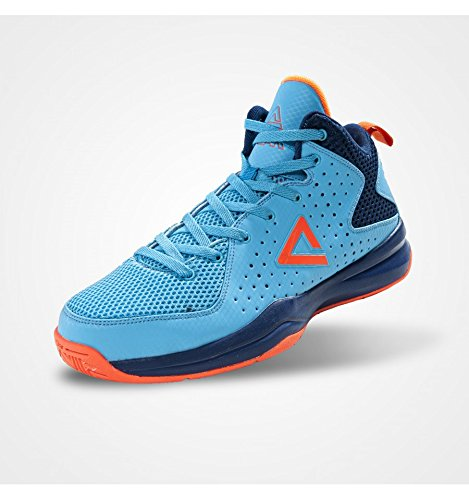 Peak Thunder Gold Blue–Schuhe Basket blau