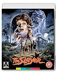The Slayer [Blu-ray]