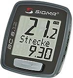 Sigma Sport Fahrradcomputer BC 8.12, 08120