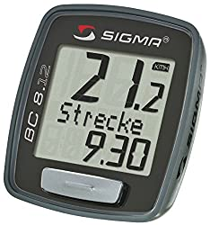 Sigma Sport Germany Sigma Sport Bc 8.12 Cycle Computer