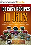 100 Easy Recipes In Jars (English Edi...
