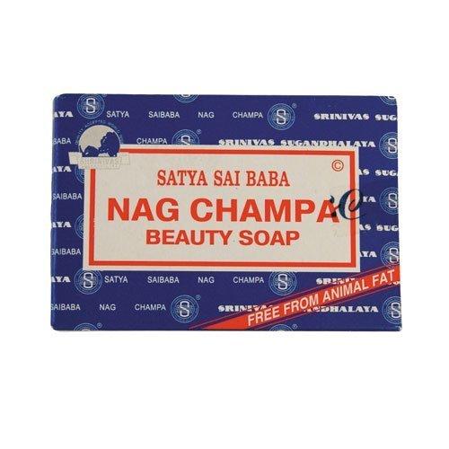 Satya Nai Baba Nag Champa Beauty Soap 75g by nagchampa