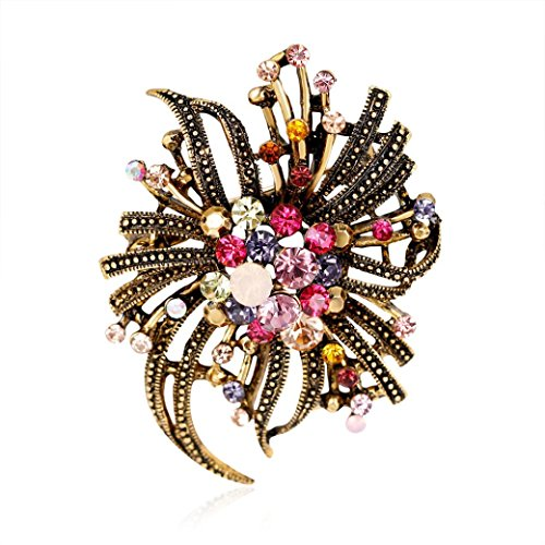 51%2BCzmXwLTL High grade Ornaments Corsage Hot New Large Fashion Drop Pendant Wedding Lady Rhinestone Brooch Lanspo (G)UK best buy   Reviews   Price