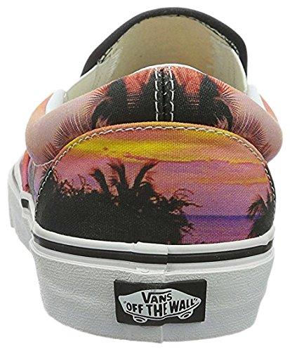 Vans Unisex-Erwachsene Classic Slip-On Pink/Violett