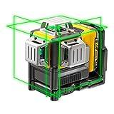 Laser 3 x 360° 10, 8V XR 2Ah Li-Ion/Faisceau Vert
