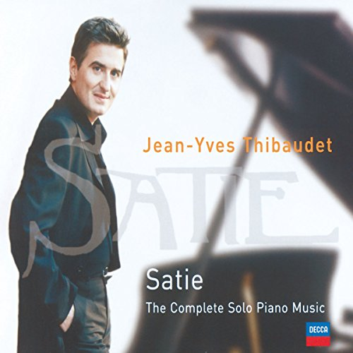 SATIE - Thibaudet - The complete solo piano music