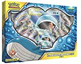 Pokémon Coffret Francais de 4 boosters Magicarpe et Wailord GX Escouade 300 PV -...
