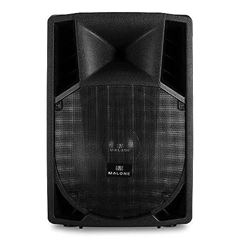 Malone PP-2215A • aktive PA Box • 2-Wege-Lautsprecherbox • PA-Lautsprecher
