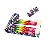 1 Stück Schreibtisch-Bleistifttasche/Schreibwaren / Little Things Canvas Federmäppchen für Schule oder Büro