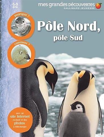 Pôle Nord, pôle Sud