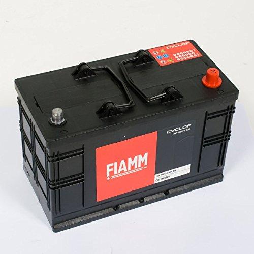 Preisvergleich Produktbild Akku Fiamm Cyclop EHD,  12 V,  110 Ah,  850 A