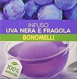 Bonomelli Infuso Uva Nera/Fragola 10 Ff