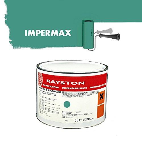 Impermax ST - flüssige Teichfolie - azurgrün (RAL5018) 2.5kg -
