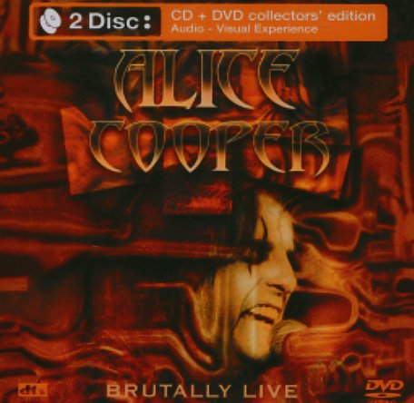 Brutally Live (CD+DVD)