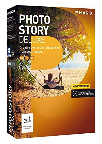 Magix Photostory Deluxe - Software De Edición De Imagen