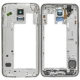 Original Samsung Mainframe Mittelcover white / weiß für Samsung G903F Galaxy S5 NEO - GH98-37880B