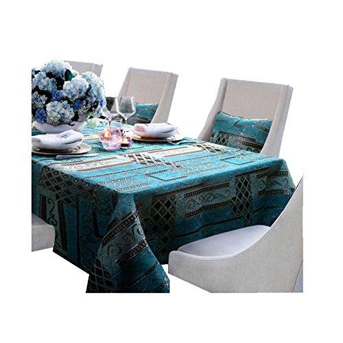 ester Hochwertiges Haus / Picknick / Cafe / Bar Staubdicht Anti-Fouling Soft Premium Tisch 110 * 110cm , 180*135cm ()