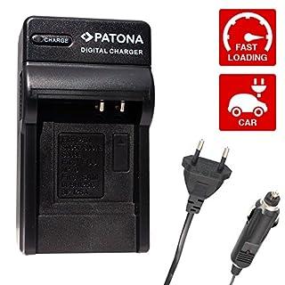 PATONA 4055655040273–Comp. Premium JVC BN-VG107BN-VG108BN-VG114BN-VG121BN-VG138aa-vg1Akku für JVC BN-VG138Große Größe 4450mAh mit Infochip ohne zusätzliche Kabel