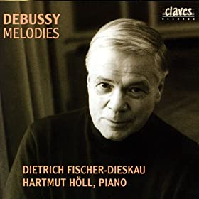Claude Debussy/ Melodies