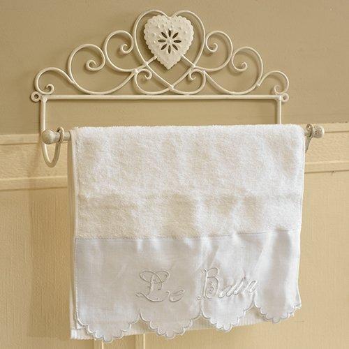 ivory-metal-heart-towel-rail
