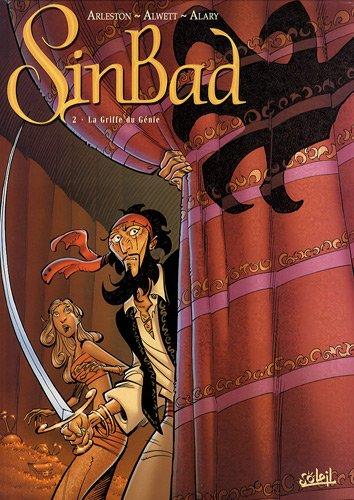 SinBad, Tome 2 : La griffe du génie