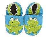 HOBEA-Germany - Zapatos infantiles en diferentes colores y diseños de animales rana...