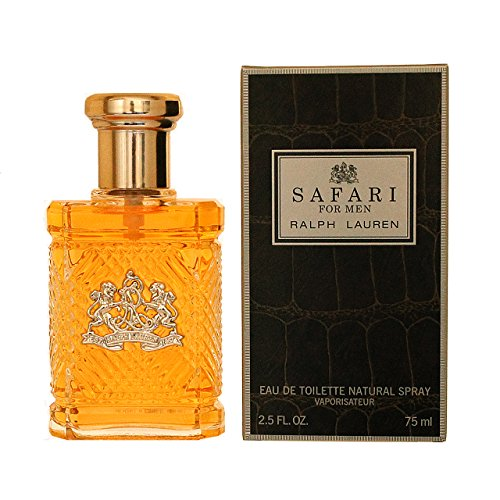 Safari for Men de Ralph Lauren - Eau de Toilette Vaporisateur, 75 ml