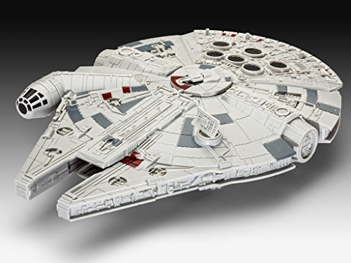 Image of Revell Star Wars Build & Play EasyKit Millennium Falcon Model