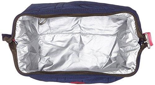 Incantatore Oleoso, Pochette Cosmetica, Lhz 2, Pochette, 11 X 18,5 X 25,5 Cm Blau (blu Scuro)