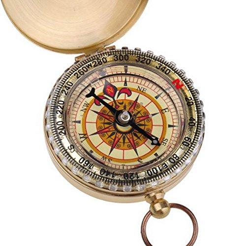 greatlizard-modern-electronic-pure-copper-pocket-watch-styple-clamshell-compass