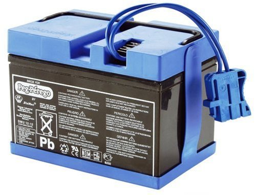 Peg Perego S.p.A Y/KB0036-12V Batterie 12Ah f. Fahrzeuge 12V