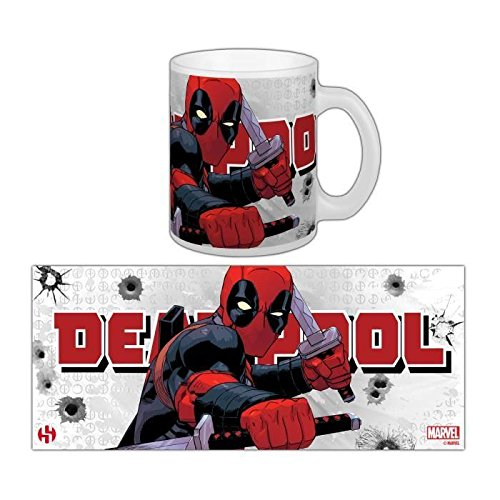 Taza Deadpool Katana rama – Marvel