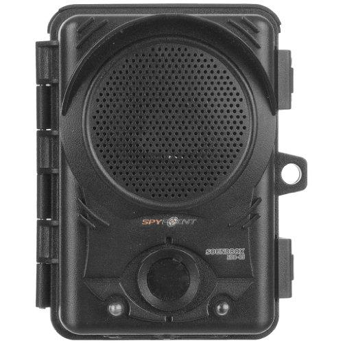 SPYPOINT SDB-85 SOUNDBOX AUDIO REPELENTE SISTEMA NEGRO