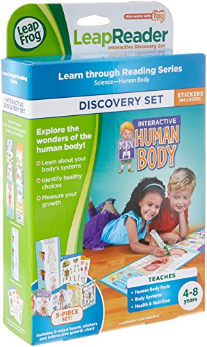 LeapFrog Tag Book - Human Body Discovery Pack [UK Import]