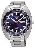 Seiko Herren Analog Automatik Uhr mit Edelstahl Armband SRPB15K1