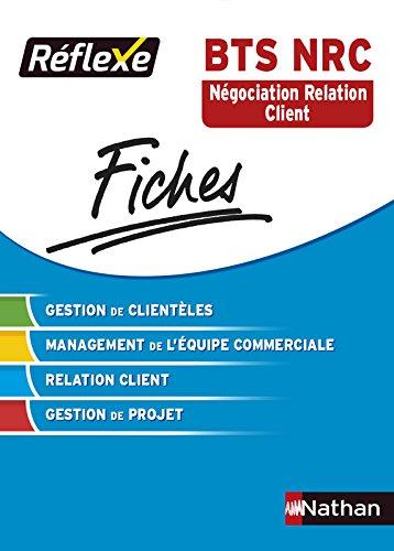 Fiches Réflexe - BTS NRC par Sandrine Kiyak