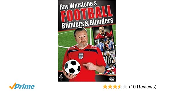 Ray Winstone's Football Blinders And Blunders DVD: Amazon co