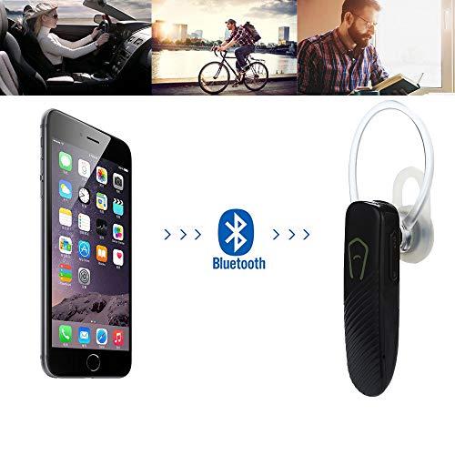 Kopfhörer, Bluetooth, kabellos, Kopfhörer mit Mikrofon für iPhone