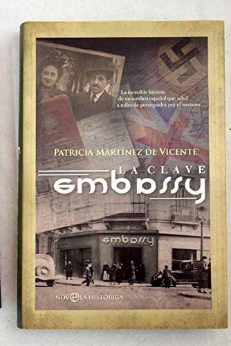 La Clave Embassy Cover Image