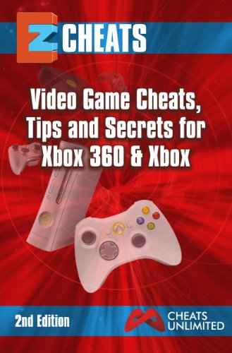 EZ Cheats For Xbox 360 & Xbox 2nd Edition (English Edition ...