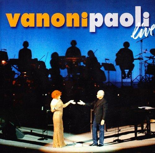 Vanoni Paoli Live by Ornella Vanoni (2010-11-23)