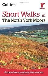 Ramblers Short Walks in The North York Moors (Collins Ramblers Short Walks) by Collins UK (2011-03-03)