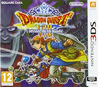 Dragon Quest VIII : L'Odyssée du Roi Maudit (B01N74W4O8) | Amazon price tracker / tracking, Amazon price history charts, Amazon price watches, Amazon price drop alerts