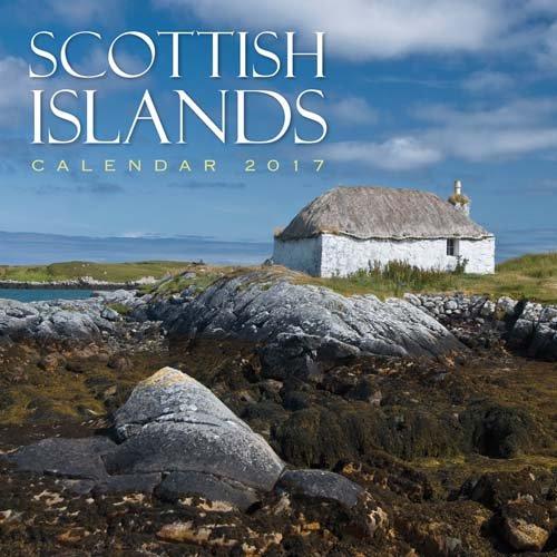 2017 Scottish Islands - Scotland Calendar por Lomond