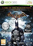 BATMAN ARKHAM ASYLUM - GAME OF THE YEAR ED. X-360