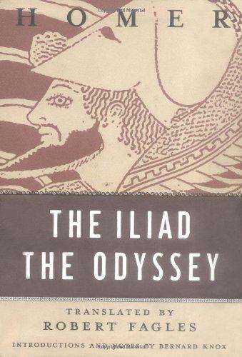 The Iliad: the Odyssey (Penguin Classics)