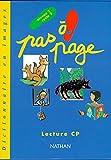 Image de Pas à page, niveau 2, cycle 2 : Lecture CP - Dictionnaire en images