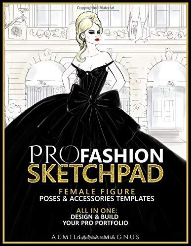 PRO Fashion Sketchpad: Female Fi...