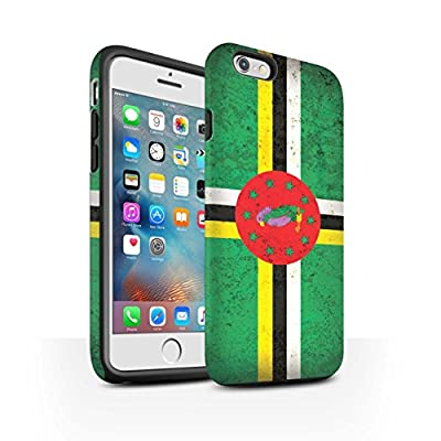 STUFF4 Phone Case/Cover/Skin / IP-3DTBM / Americas Flag Collection by Stuff4